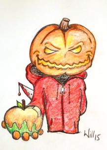 new school pumpkin