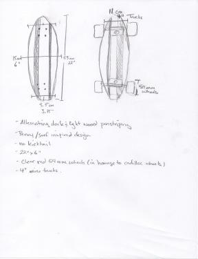 Cruiser design